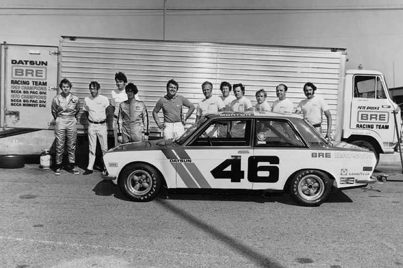 B R E Datsun 510
