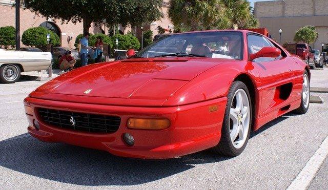Ferrari F 355 Berlinetta