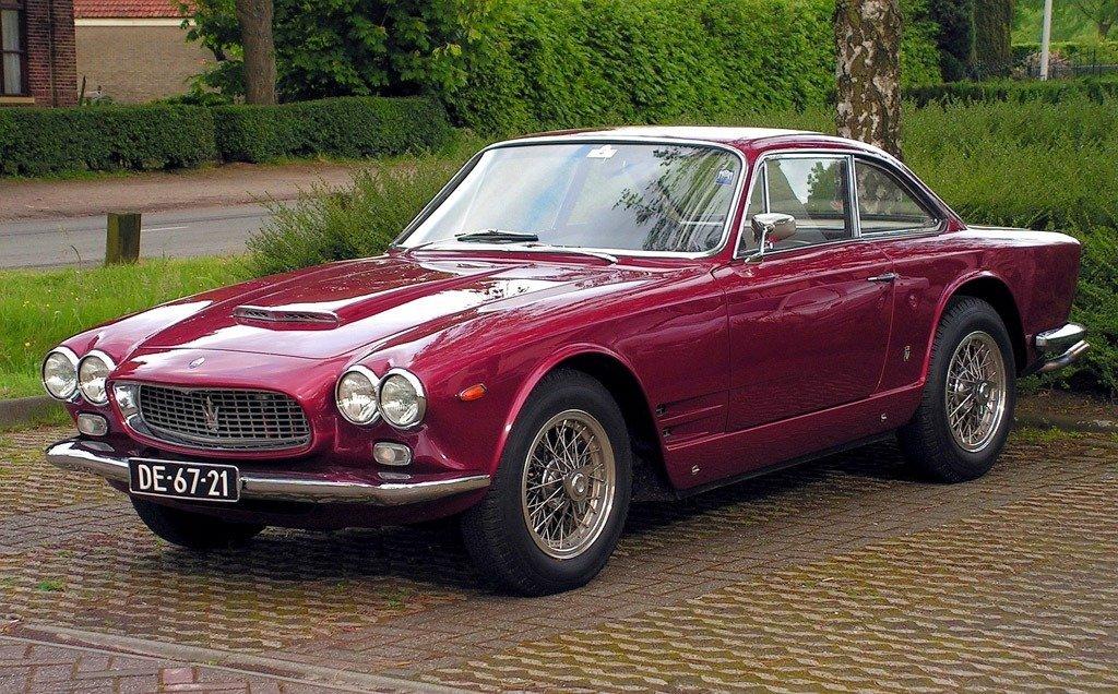 Maserati Sebring by Michelotti