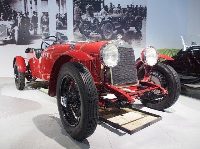 Alfa Romeo 6 C 1500 Super Sport