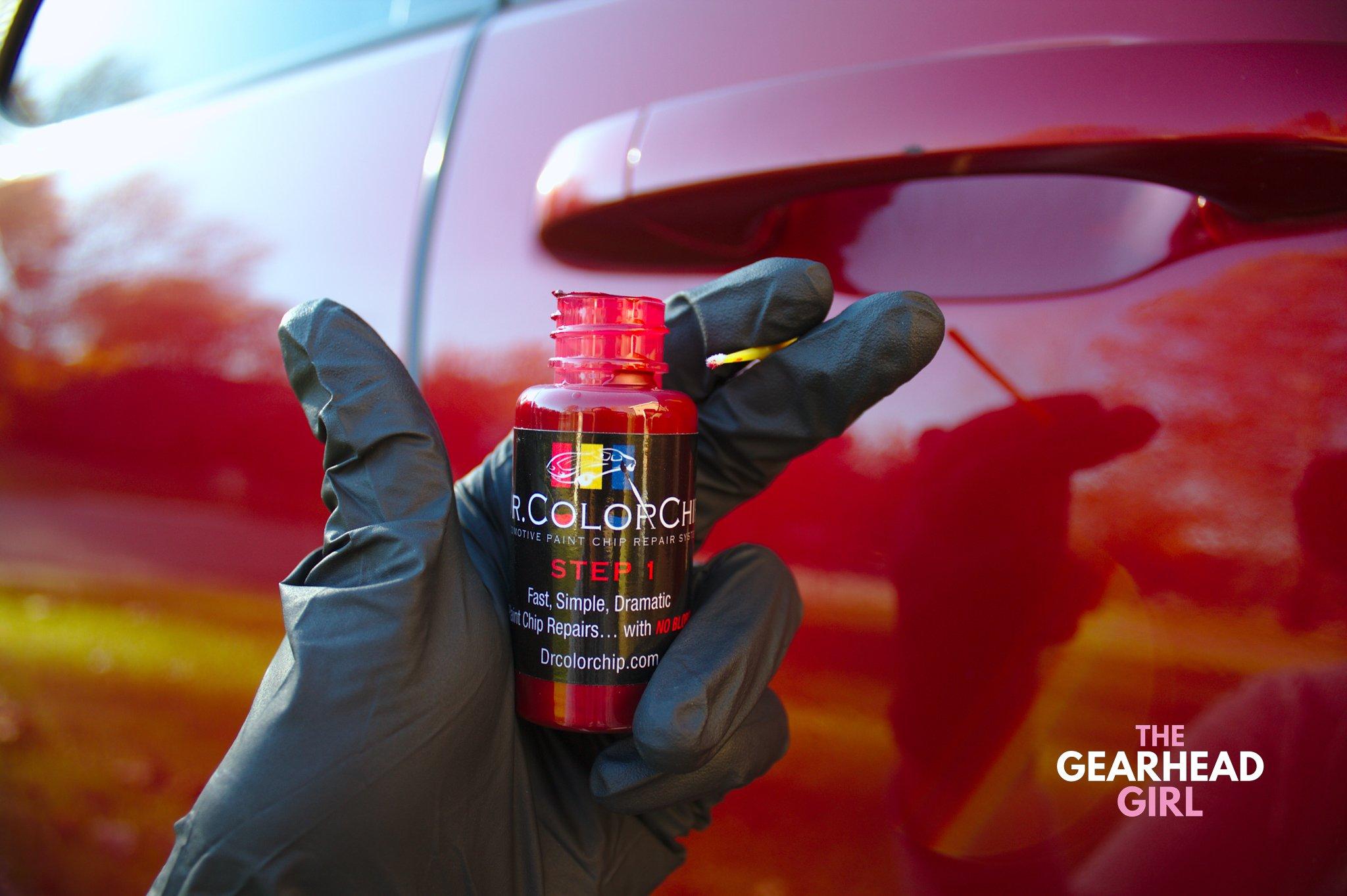 Dr. ColorChip touch-up paint