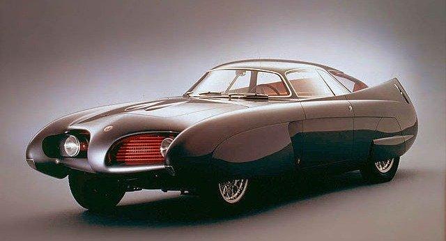 Bertone Alfa Romeo BAT 5