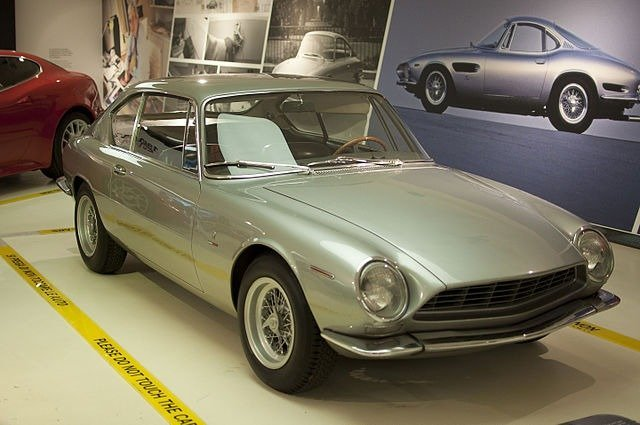 Bertone Innocenti 186 GT
