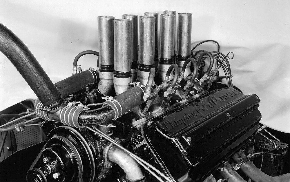 Chrysler FirePower engine