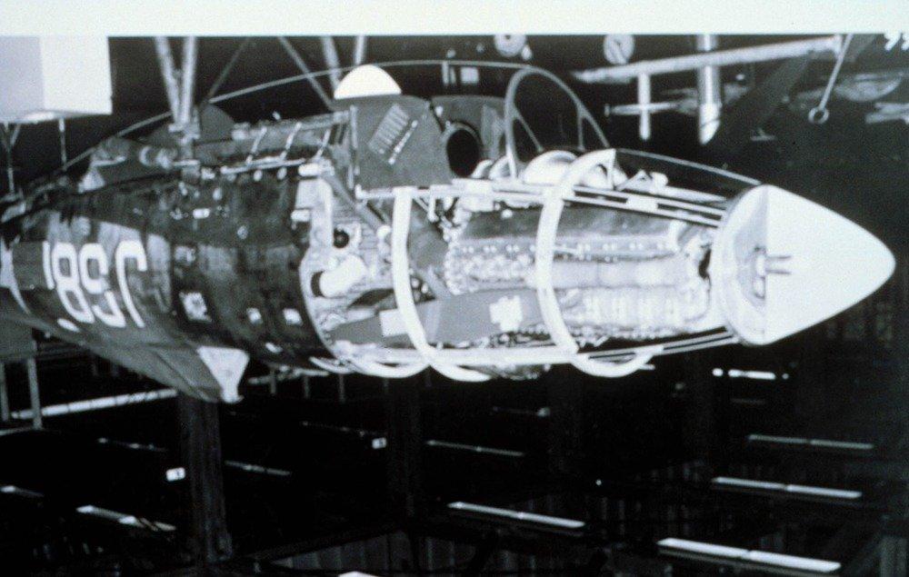 P-47 XI-2220 engine