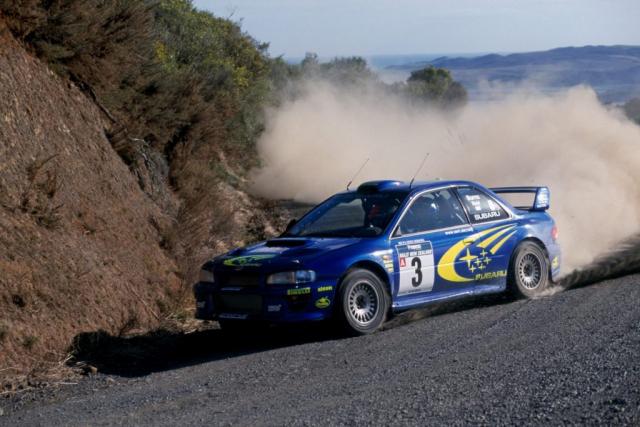 WRC 2000 WRX STI