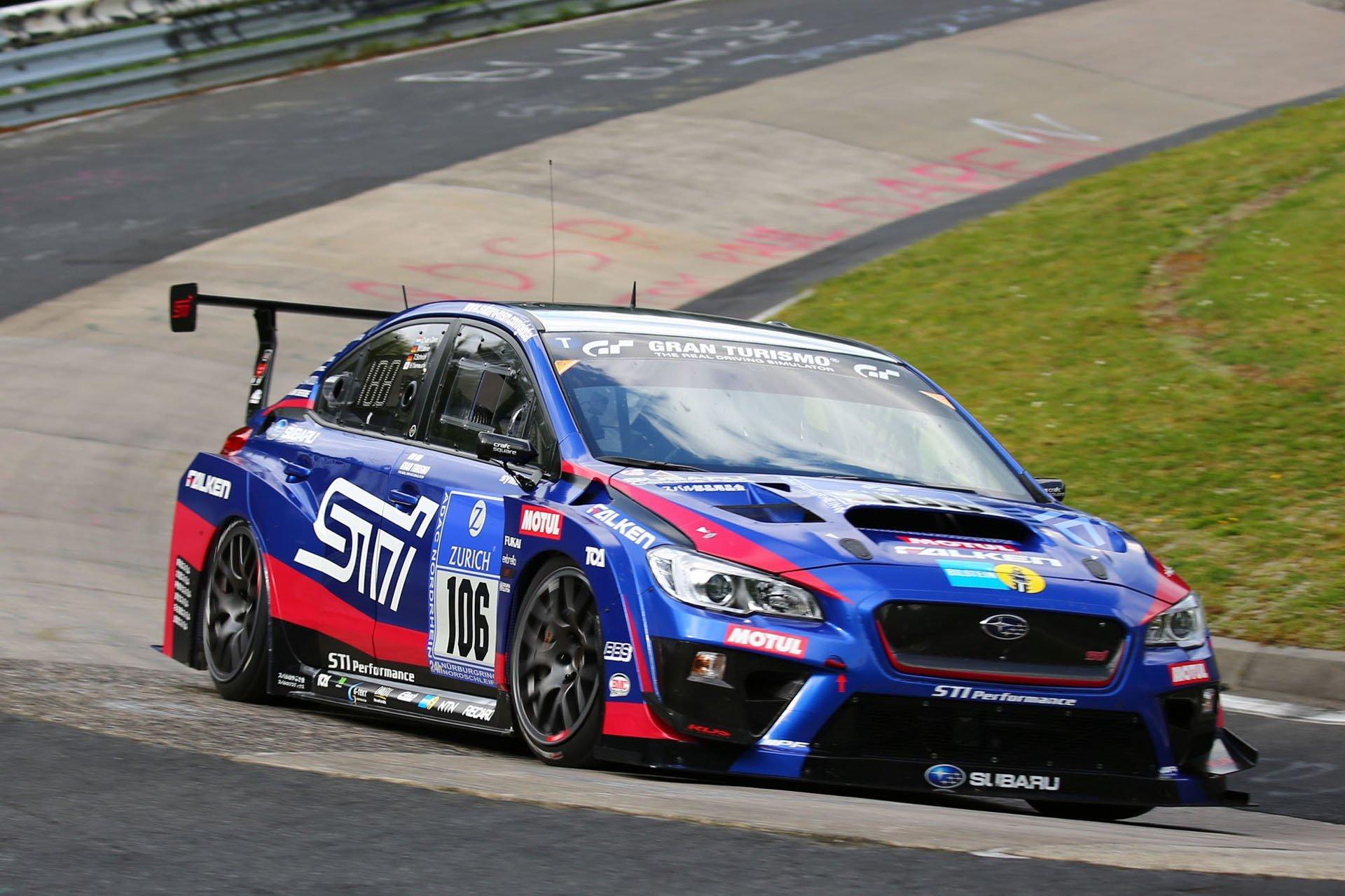 Subaru WRX STI NBR
