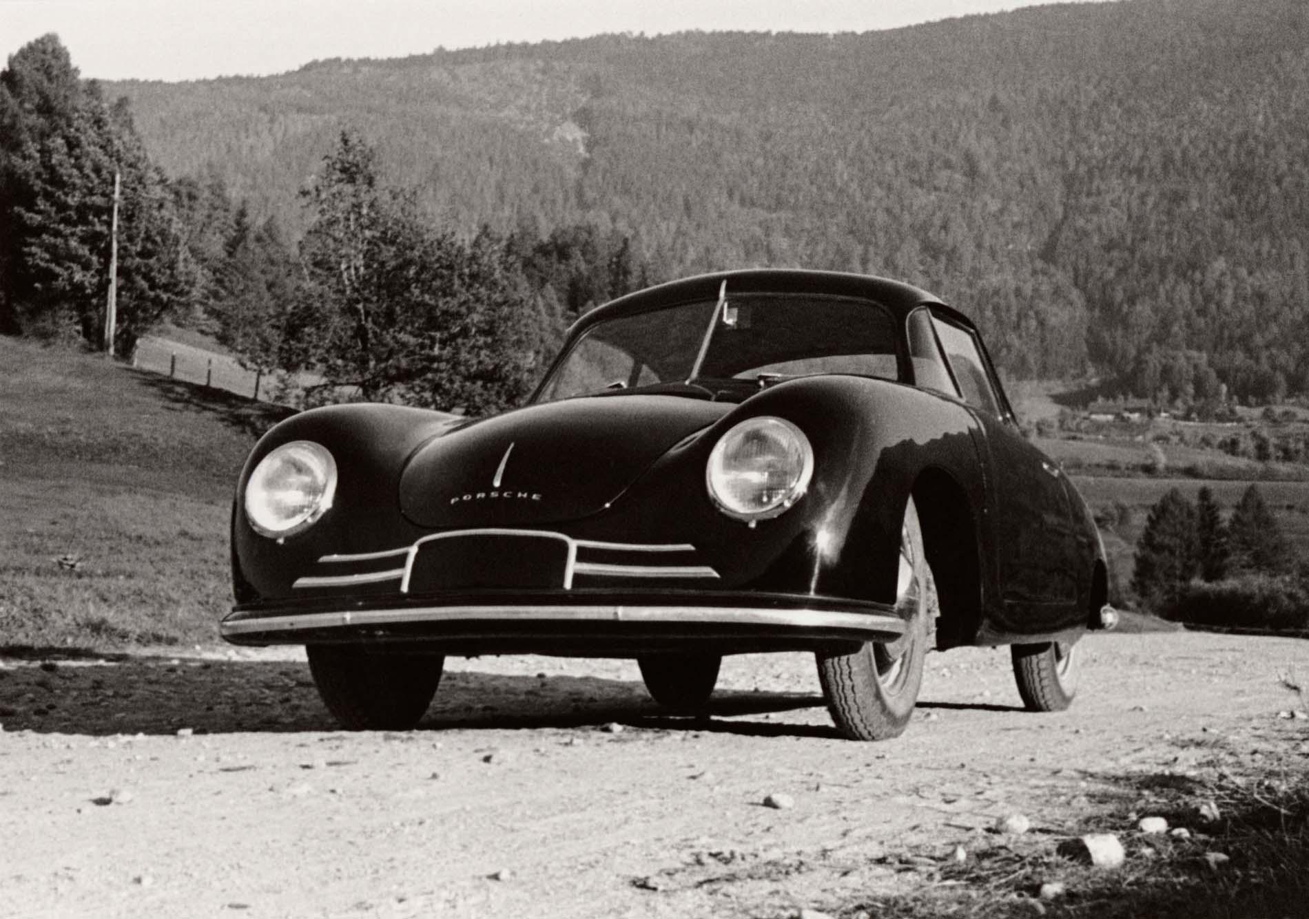 "1949 Porsche 356/2 ""Gmünd Coupé"""