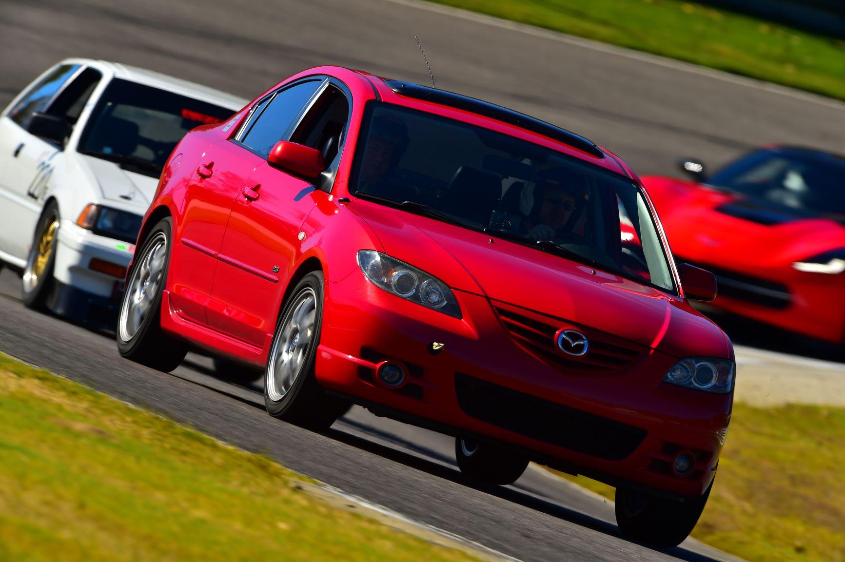 2005 Mazda 3 S