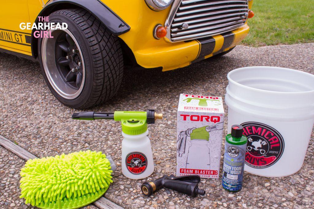Chemical Guys Torq Foam Blaster 6 kit